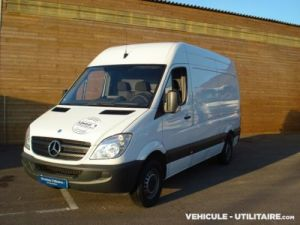 Light van Mercedes Sprinter Steel panel van 210CDI 37S Occasion