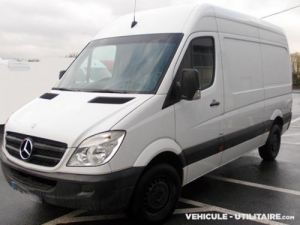 Light van Mercedes Sprinter Steel panel van 37 S Occasion