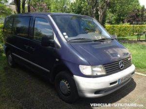 Light van Mercedes Vito Steel panel van 108 CDI  Occasion