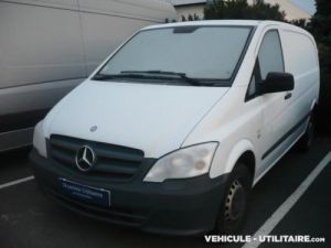 Light van Mercedes Vito Steel panel van 110cdi  Occasion