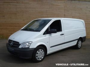 Light van Mercedes Vito Steel panel van 113CDI LONG Occasion