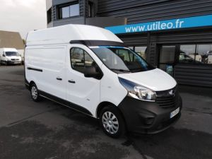 Light van Opel Vivaro Steel panel van Occasion