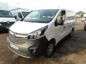 Light van Opel Vivaro Steel panel van L1H1 CDTI 115 Occasion