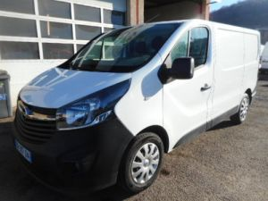 Light van Opel Vivaro Steel panel van L1H1 CDTI 120 Occasion