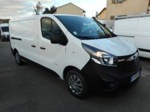 Light van Opel Vivaro Steel panel van L2H1 DCI 120 Occasion