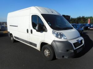 Light van Peugeot Boxer Steel panel van L3H2 HDI 160 Occasion