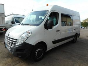 Light van Renault Master Steel panel van L2H2 DCI 100 DOUBLE CABINE Occasion