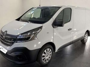 Light van Renault Trafic Steel panel van GRAND CONFORT Neuf