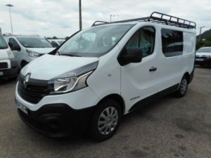 Light van Renault Trafic Steel panel van L1H1 DOUBLE CABINE DCI 120 Occasion