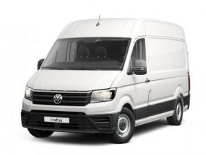 Light van Volkswagen Crafter Steel panel van Neuf