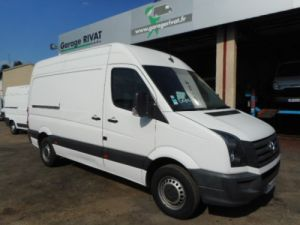 Light van Volkswagen Crafter Steel panel van L2H2 TDI 109 Occasion