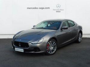 Maserati Ghibli 3.0 V6 410ch S Q4 Occasion