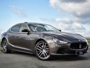 Maserati Ghibli S 3.0l V6 410ch BVA8 CONFIGURATION UNIQUE 2EME MAIN ENTRETIEN MASERATI PAS DE MALUS Vendu