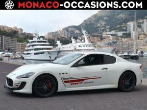 Maserati Gran Turismo 4.7 460ch MC Stradale BVR Occasion