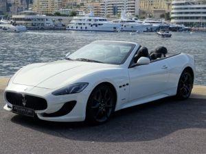 Maserati Grancabrio V8 4.7 - 460 CV - MONACO  Vendu