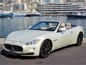 Maserati Grancabrio V8 4.7 BVA - 439 CV - MONACO