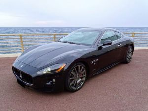 Maserati GranTurismo S 4.7 BVR F1 439 cv - MONACO Vendu