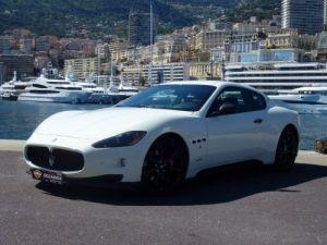 Maserati GranTurismo S 4.7 V8 F1 BVR MC SPORTLINE FULL CARBONE - TVA Vendu