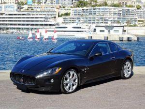 Maserati GranTurismo S V8 4.7 F1 BVR 439 CV - MONACO Vendu