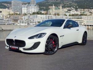 Maserati GranTurismo SPORT 4.7 V8 460 CV F1 BVR MC SPORTLINE FULL Vendu