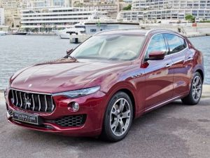 Maserati Levante V6 DIESEL 275 CV AWD - MONACO Vendu