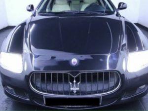 Maserati Quattroporte  4.2 V8 400 BVA  (toit ouvrant) Occasion