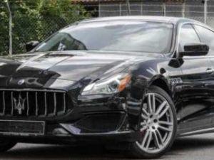 Maserati Quattroporte G4 S  Direction