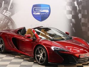 McLaren 650s 650S COUPE // SPIDER 3.8 V8 BI-TURBO  Occasion