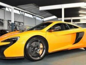 McLaren 650S Pack carbone intérieur Occasion
