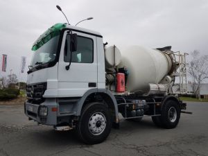 Mercedes Actros 1832 KN 4x2 MALAXEUR 4m3