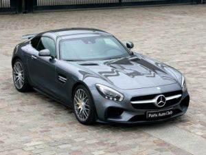 Mercedes AMG GT 4.0 V8 Biturbo 462 Speedshift 7 Edition One Gris anthracite métallisé Occasion - 3