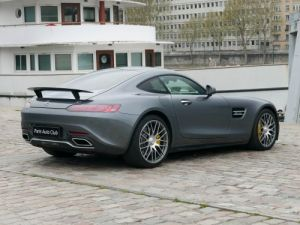 Mercedes AMG GT 4.0 V8 Biturbo 462 Speedshift 7 Edition One Gris anthracite métallisé Occasion - 5