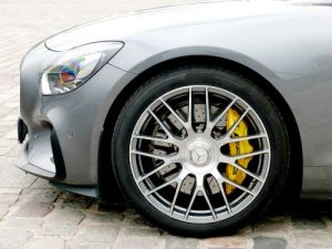 Mercedes AMG GT 4.0 V8 Biturbo 462 Speedshift 7 Edition One Gris anthracite métallisé Occasion - 9
