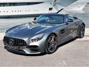 Mercedes AMG GT C ROADSTER V8 557 CV SPEEDSHIFT - MONACO Occasion