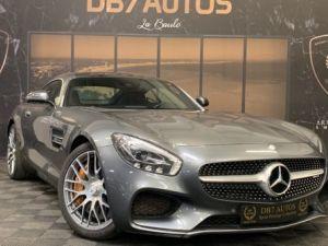 Mercedes AMG GTS V8 Occasion
