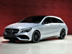 Mercedes CLA 45 AMG 381ch 4Matic DCT Occasion