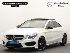 Mercedes CLA 45 AMG 4Matic Speedshift DCT Occasion