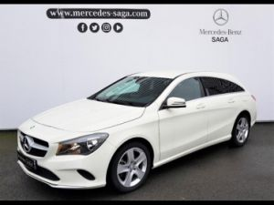 Mercedes CLA Shooting Brake 180 Inspiration Occasion
