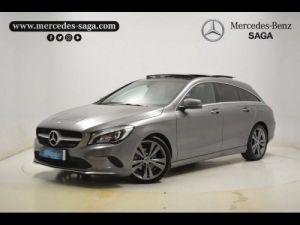 Mercedes CLA Shooting Brake 200 Sensation 7G-DCT Occasion