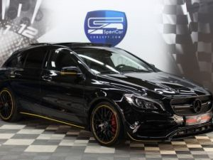 Mercedes CLA Shooting Brake 45 AMG 381 CH SHOOTING BRAKE YELLOW NIGHT EDITION