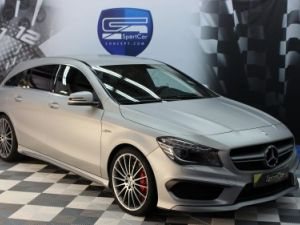Mercedes CLA Shooting Brake 45 AMG 4MATIC