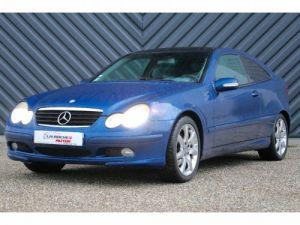 Mercedes Classe C 230 K Coupé Sport Garantie 6 mois