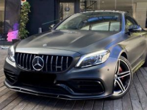 Mercedes Classe C 63 S AMG COUPE Leasing