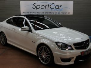 Mercedes Classe C C 63 AMG PACK PERFORMANCE PLUS Vendu