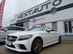 Mercedes Classe C CABRIOLET AMG LINE 200 HYBRIDE 184CH 9G-TRONIC Occasion