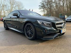 Mercedes Classe C Coupe S 63 AMG 4Matic Burmester 3D/ Magic Sky / Bluetooth / GPS / Toit Panoramique / Garantie 12 mois Occasion