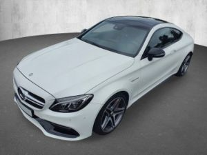 Mercedes Classe C Coupe Sport AMG 63 S TOIT PANO LED BURMESTER 19' Occasion