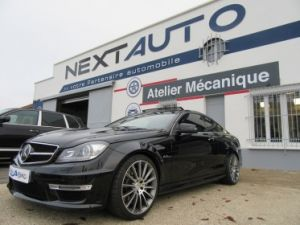 Mercedes Classe C Coupe Sport (C204) 63 AMG SPEEDSHIFT MCT Occasion