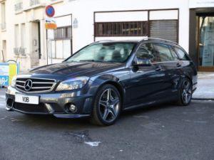 Mercedes Classe C MERCEDES C63 AMG SW 67300 KMS EN ETAT NEUF VMAX 280KMH Vendu