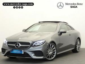 Mercedes Classe E 200 184ch Fascination 9G-Tronic Occasion
